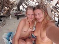 And naked mom daughter Father of
